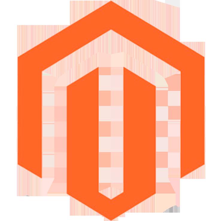 Hosting Magento Logo
